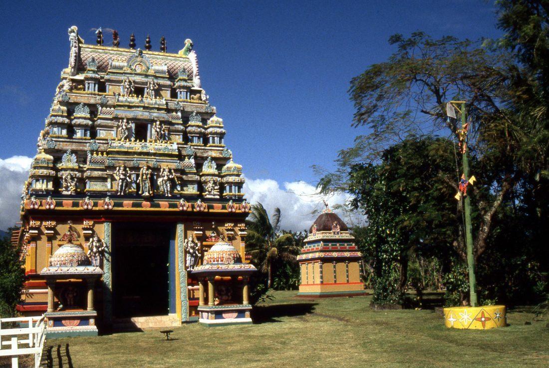 Ile de la Réunion : Le Temple du Colosse