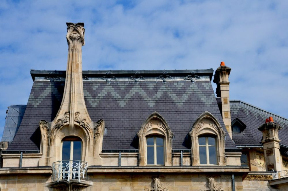 Nancy Art Nouveau : Immeuble Wesseinburger (1, boulevard Charles V)