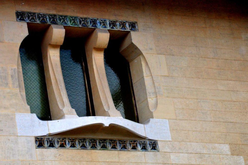Nancy Art Nouveau : Villa Majorelle (1 Rue Louis Majorelle)