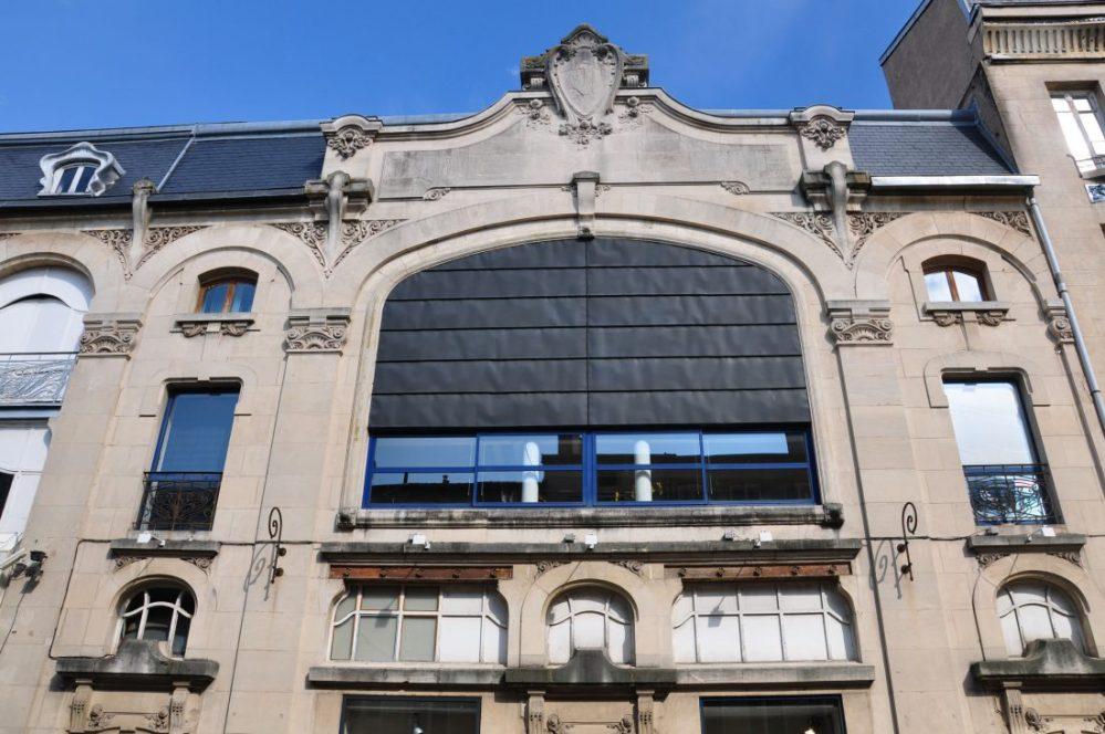 Nancy Art Nouveau : Immeuble Camal (5 rue Saint-Julien)