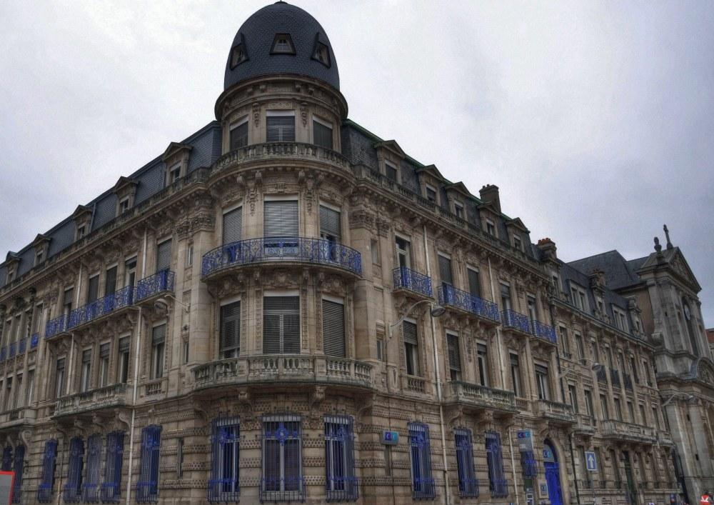Nancy Art Nouveau : Banque Varin-Bernier