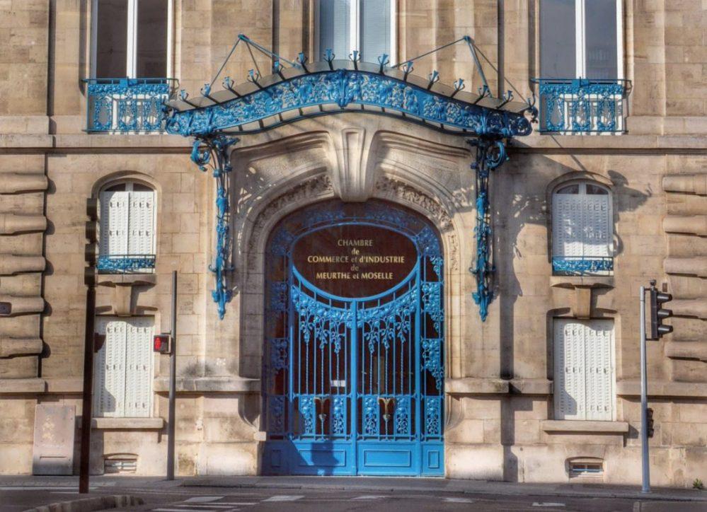 Nancy Art Nouveau : Chambre de Commerce et d'Industrie