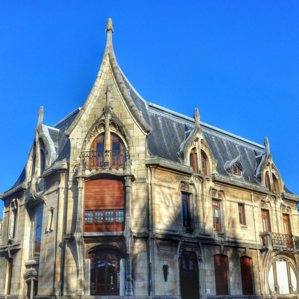 Nancy Art Nouveau : Maison Bergeret