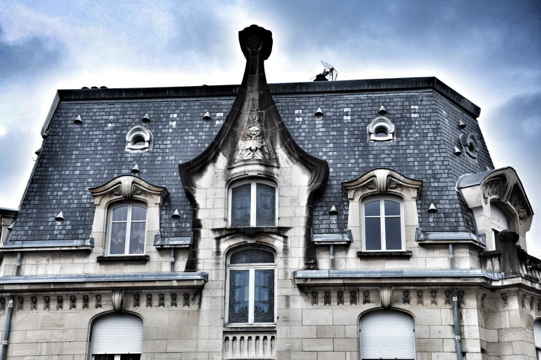Nancy Art Nouveau : Maison Noblot
