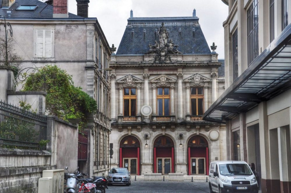 Nancy Art Nouveau : Ensemble Poirel