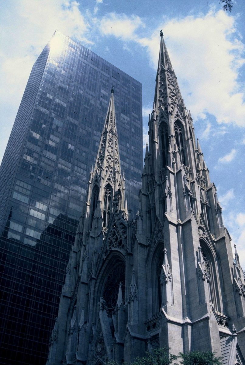 New York : Cathedral Saint Patrick
