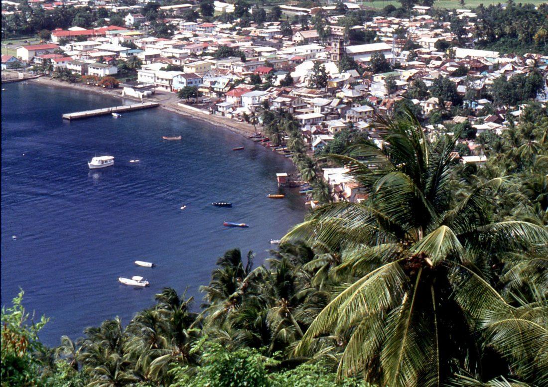 Santa Lucia : Soufrière