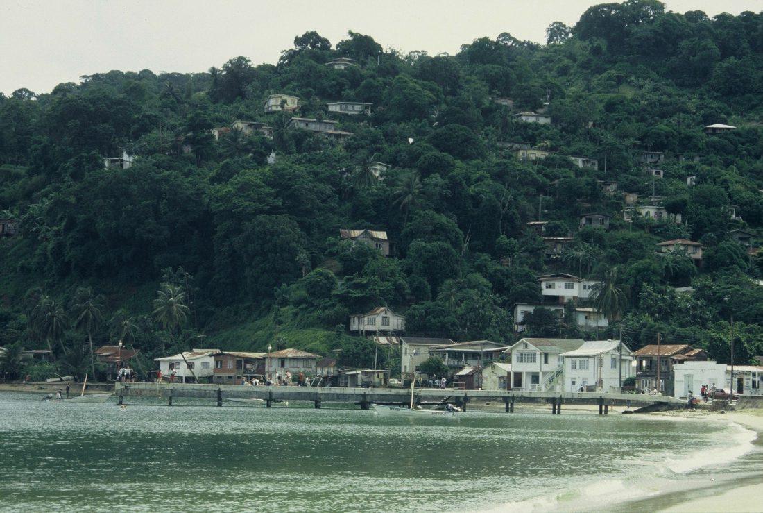 Tobago : Charlotteville