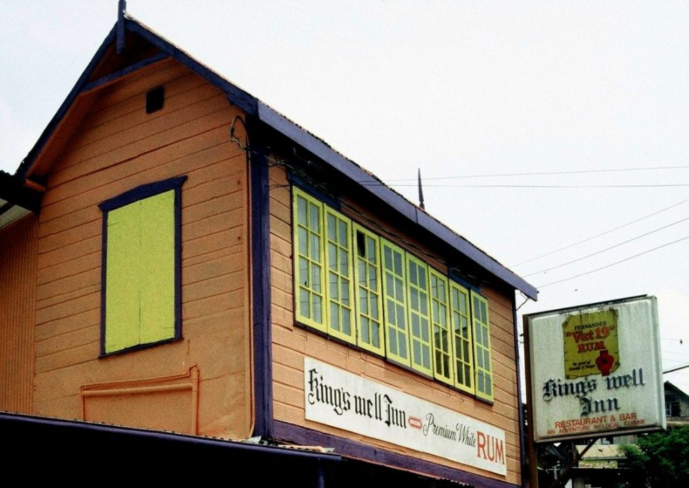 Tobago : Scarborough