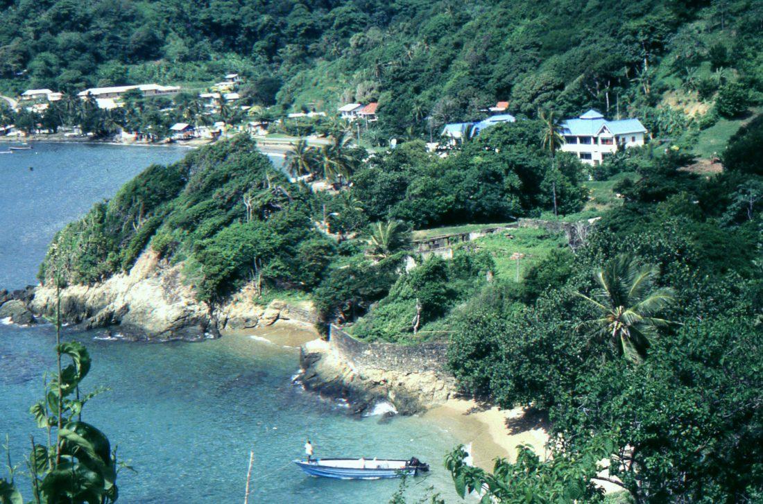 Tobago : Speyside