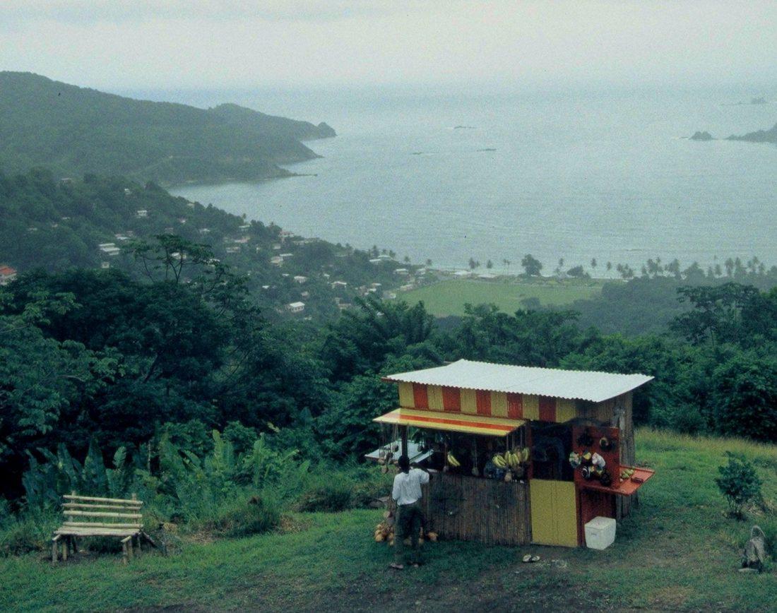 Tobago : Winward Road