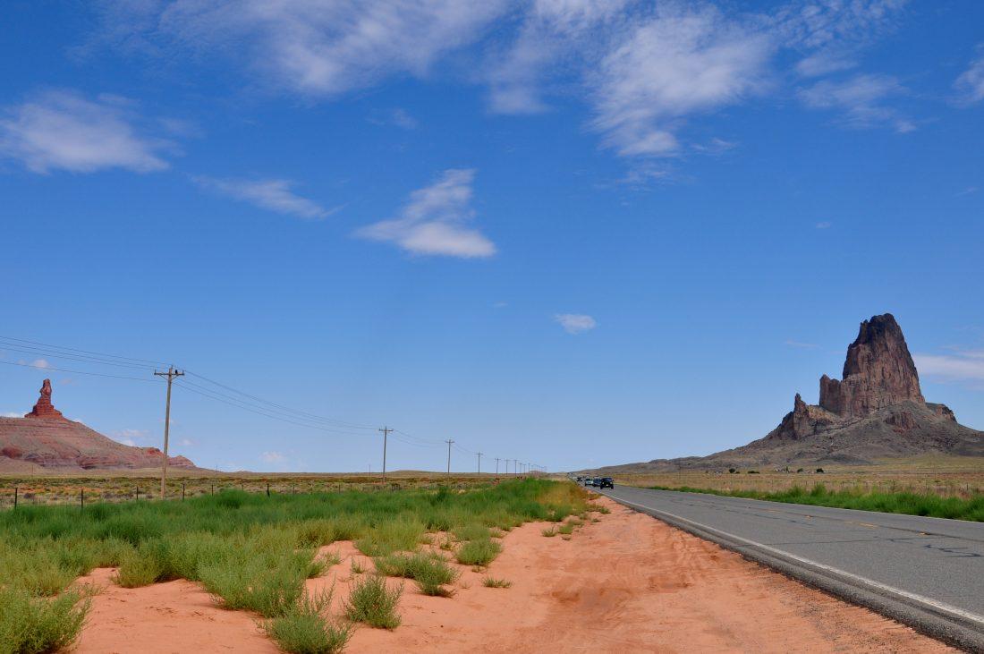 US Route 163 El Capitan