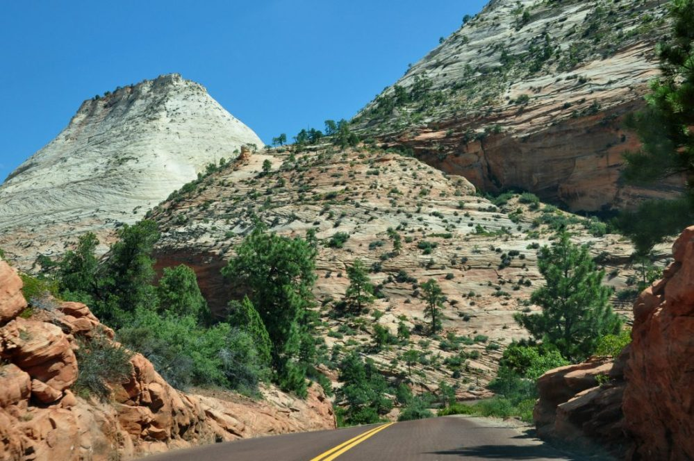 Zion Park : Scenic Byway 9