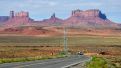 Previous Stop : Monument Valley