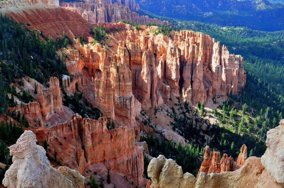Bryce Canyon : Rainbow Point