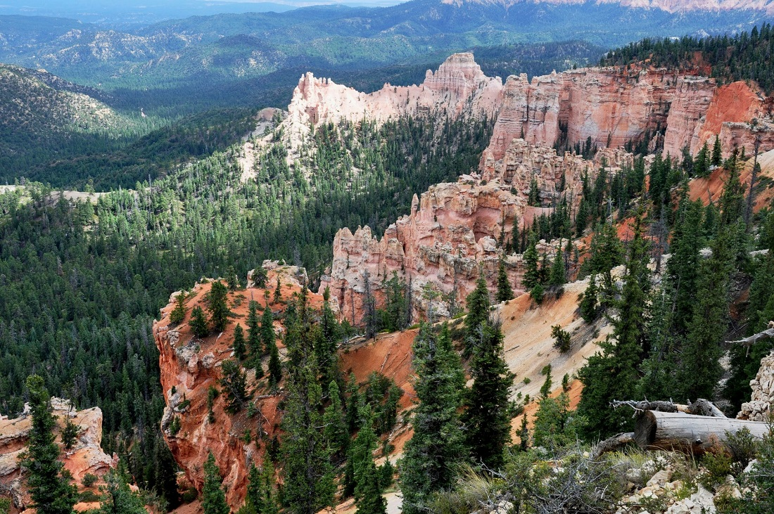 Bryce Canyon : Farview Point
