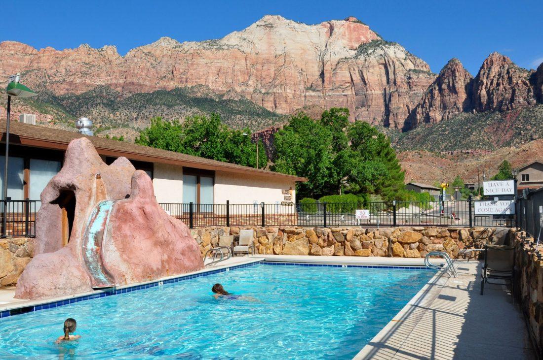 Zion National Park : Zion Park Motel