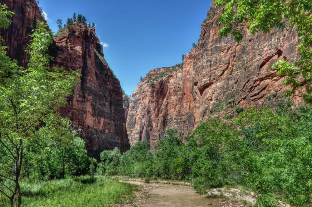 Zion National Park : The Narrows