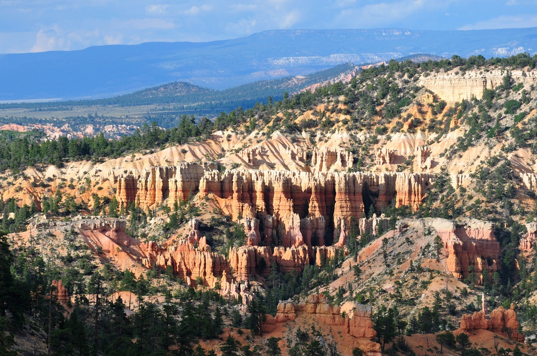 Bryce Canyon : Inspiration Point