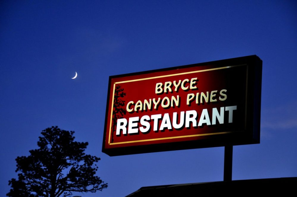 Bryce Canyon Pines Motel and Restaurant