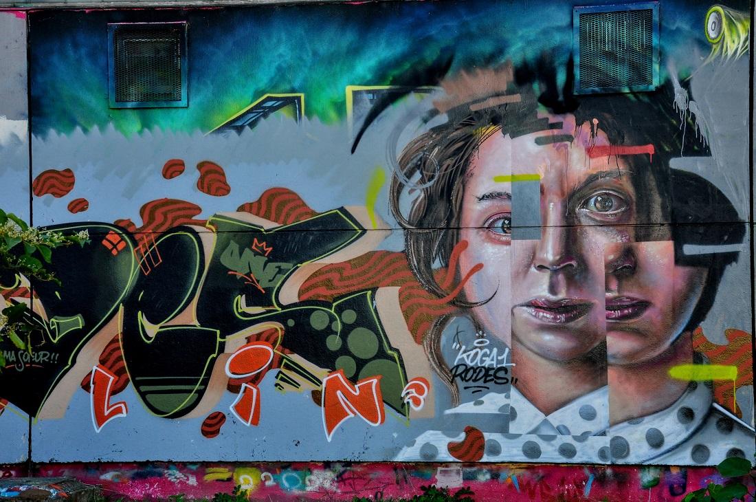 Nancy Street Art : Le Mur
