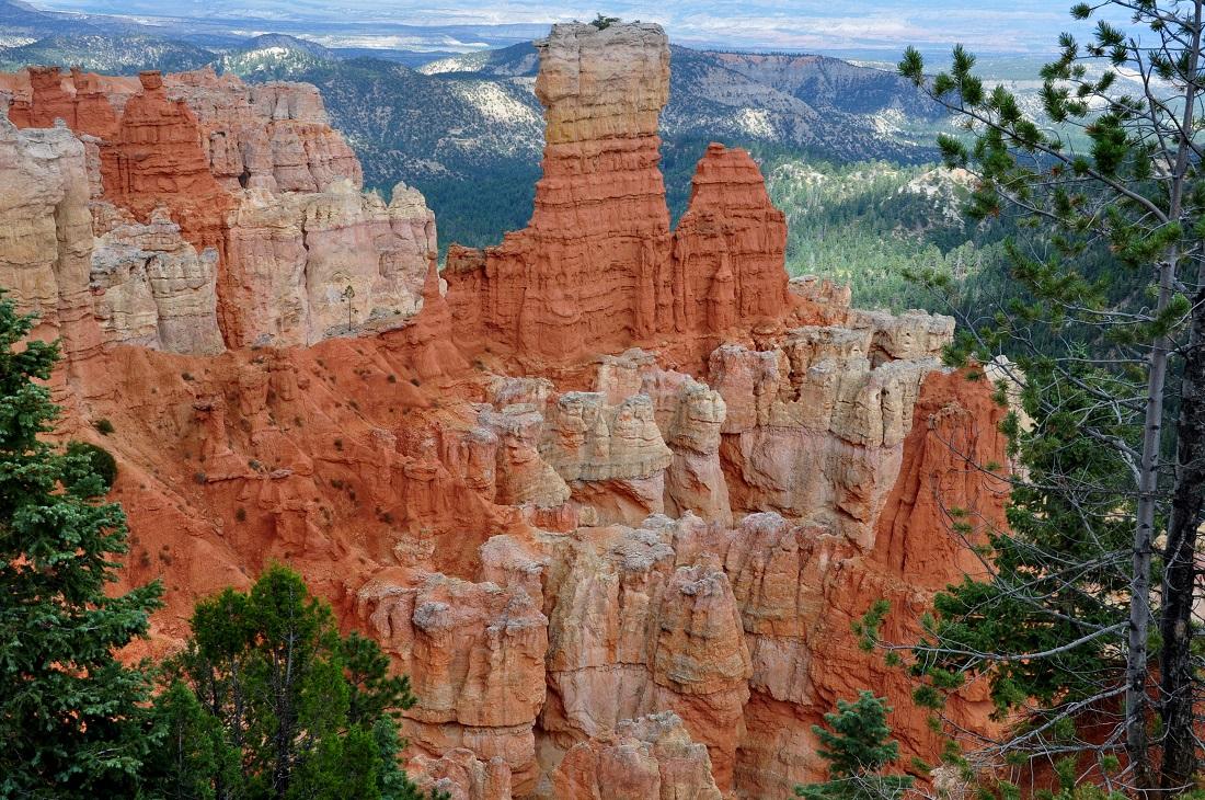 Bryce Canyon : Agua Canyon