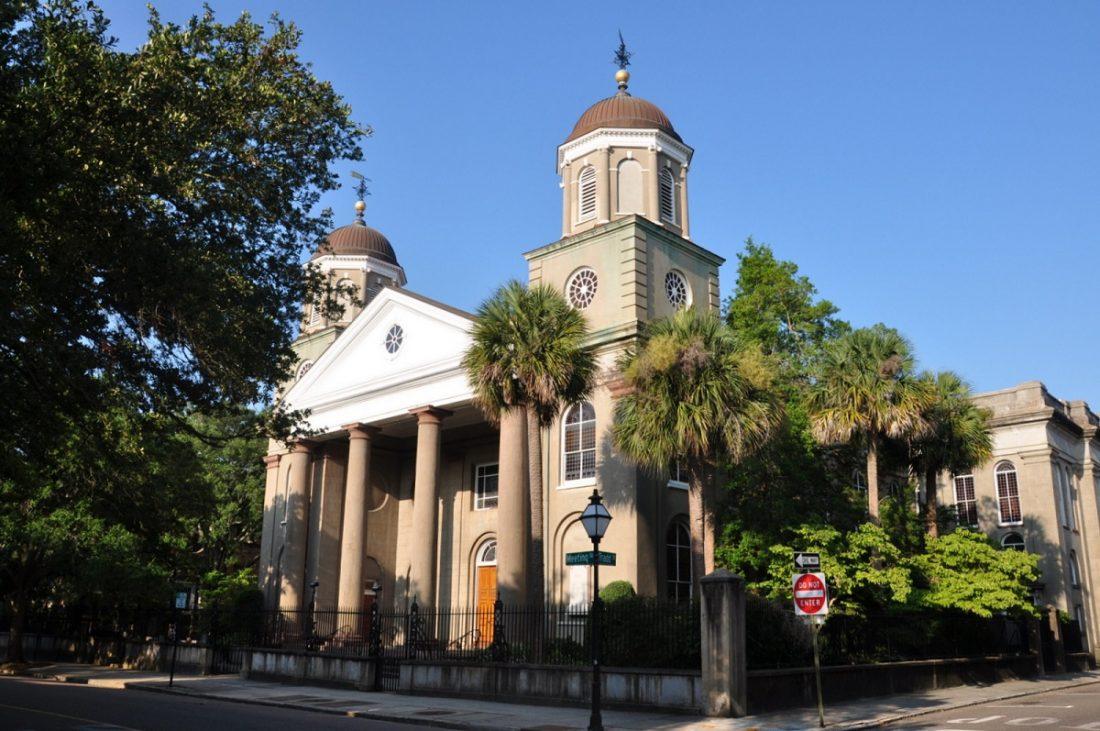 Charleston : First Scots Presbyterian Church
