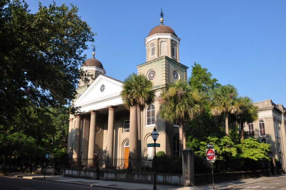 Charleston : First Scots Presbyterian Church