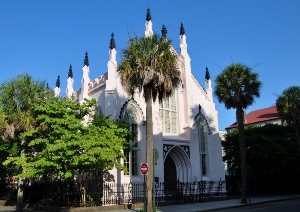 Charleston : French Huguenot Church