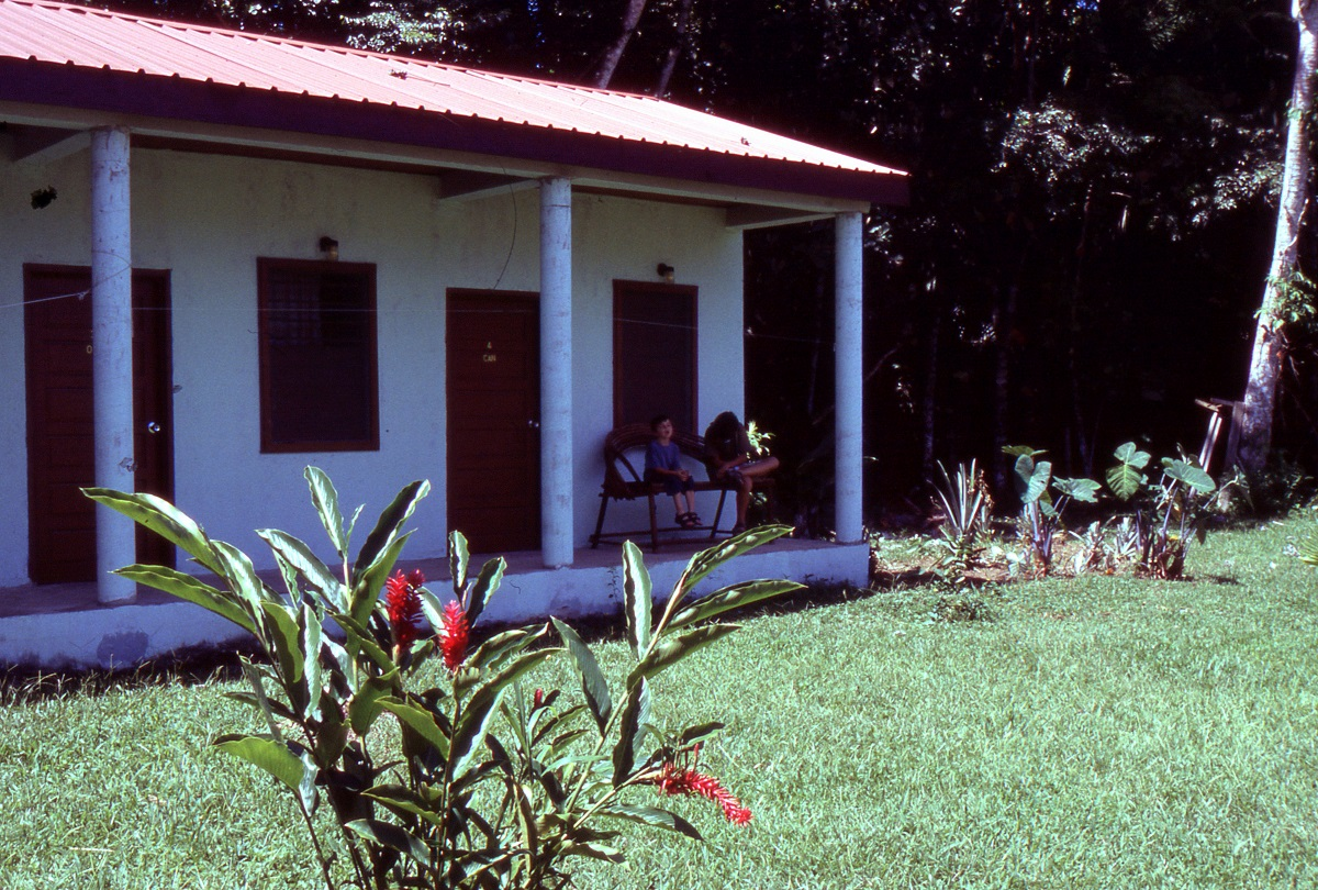 Belize : Cockscomb Basin Jaguar Preserve overnight