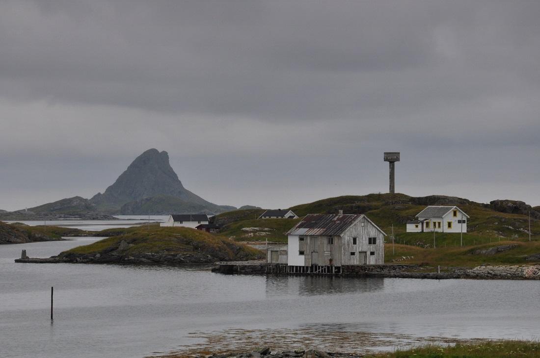 Røst island : Kårøya