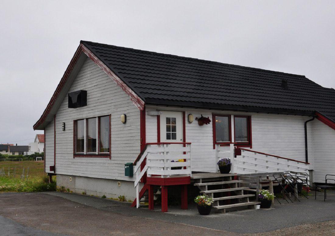 Lofoten Rost Island Katrines Cafe