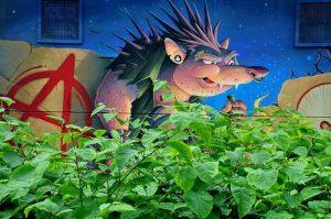 Nancy Street Art