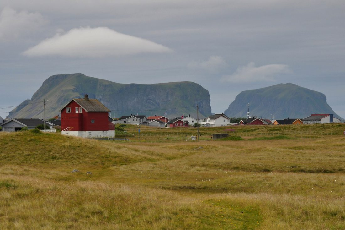 Røst island