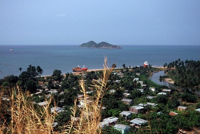 Destinations : West / Central Africa