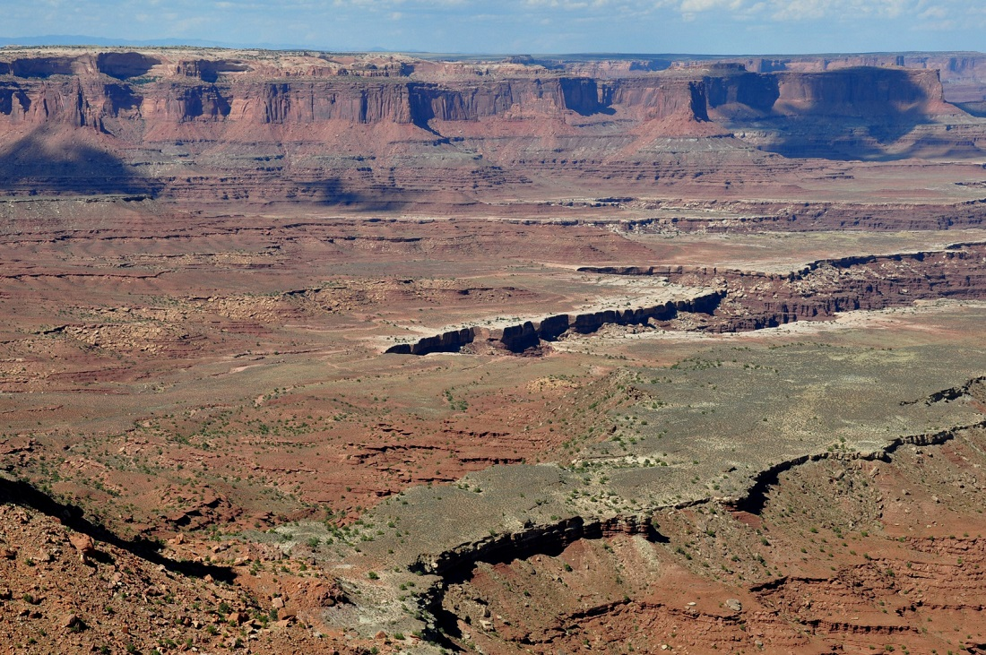 Canyonlands : Grand View Point