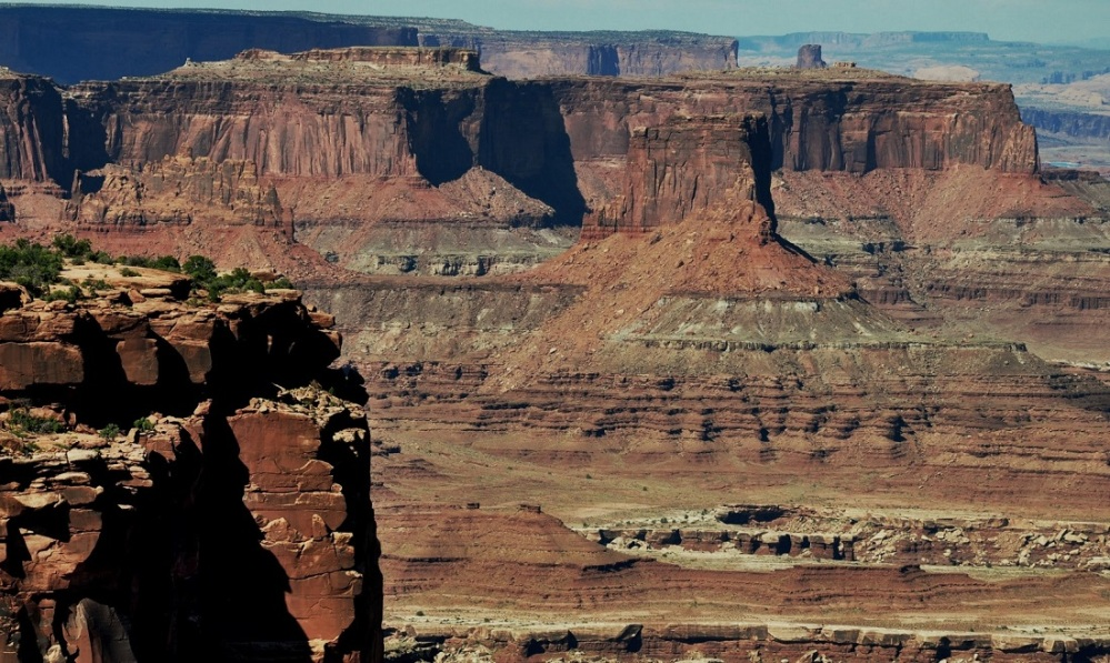 Canyonlands : Island in the Sky