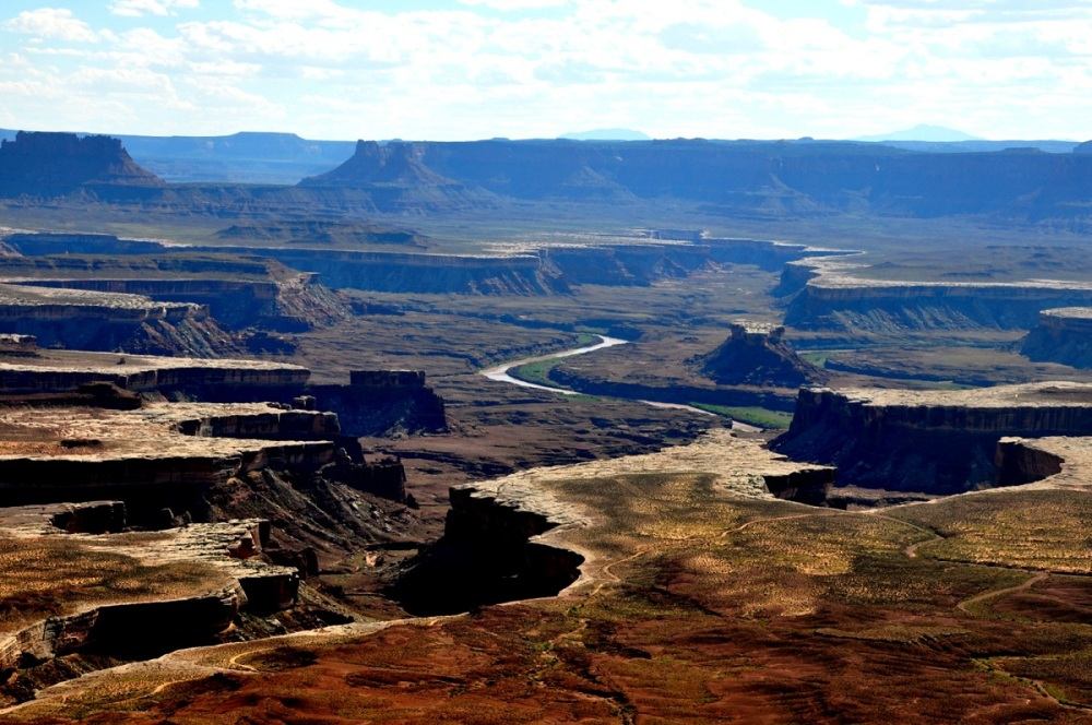 Canyonlands : Green River Overlook
