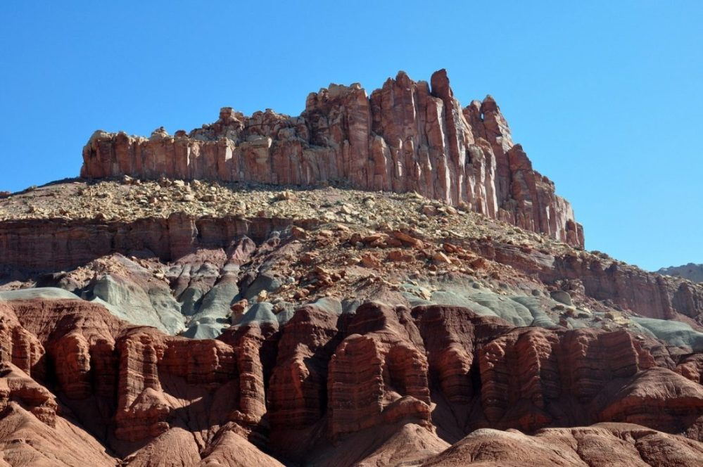 Utah's Scenic Byway 24 Capitol Reef