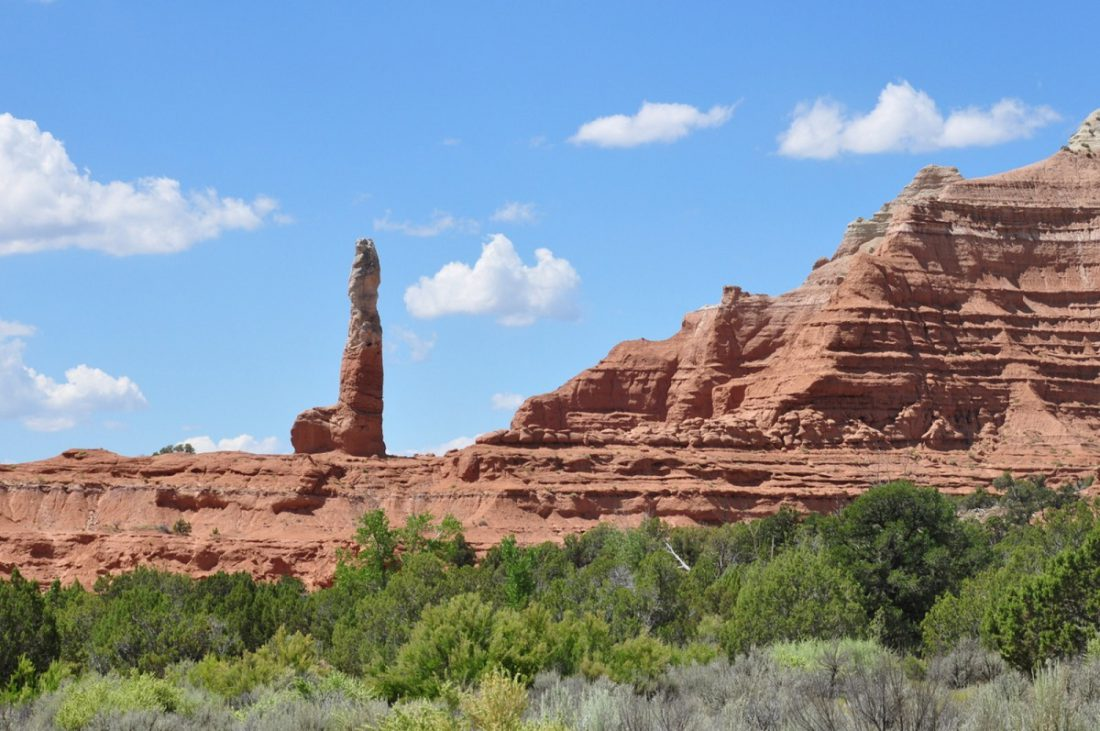 UTAH : Scenic Byway 12 (Kodachrome Basin State Park)