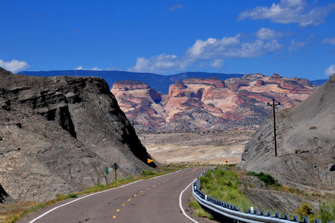 Utah's Scenic Byway 24