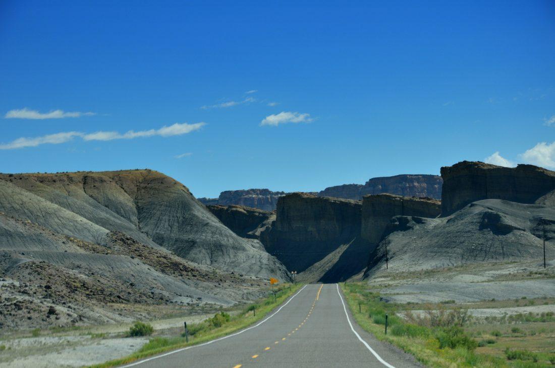 Utah's Scenic Byway 24 Fruita