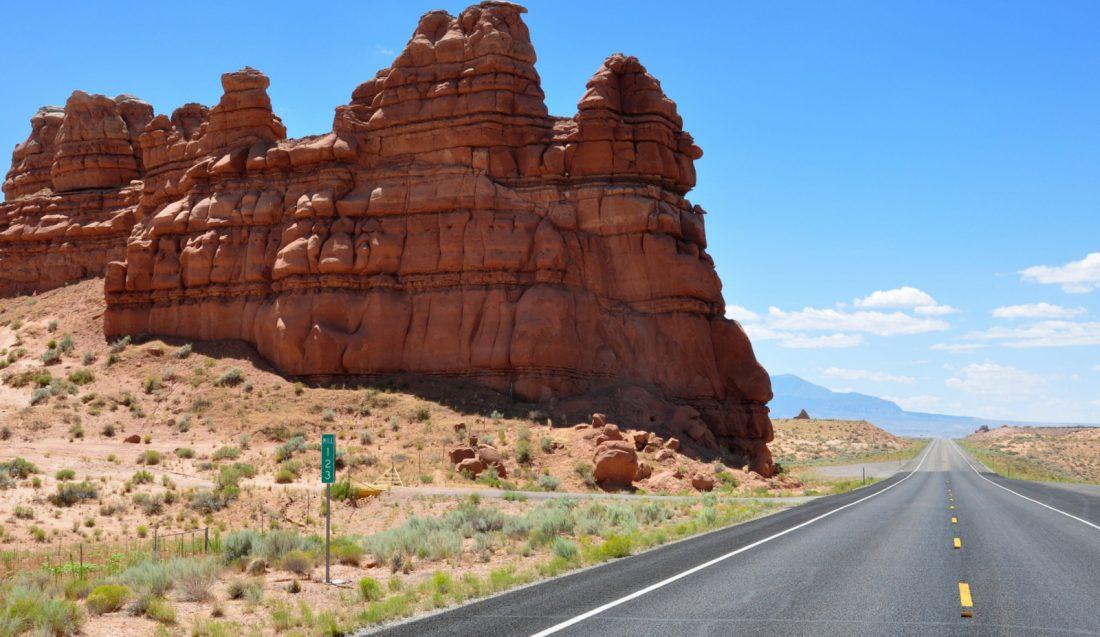 Utah's Scenic Byway 24 Goblin Valley