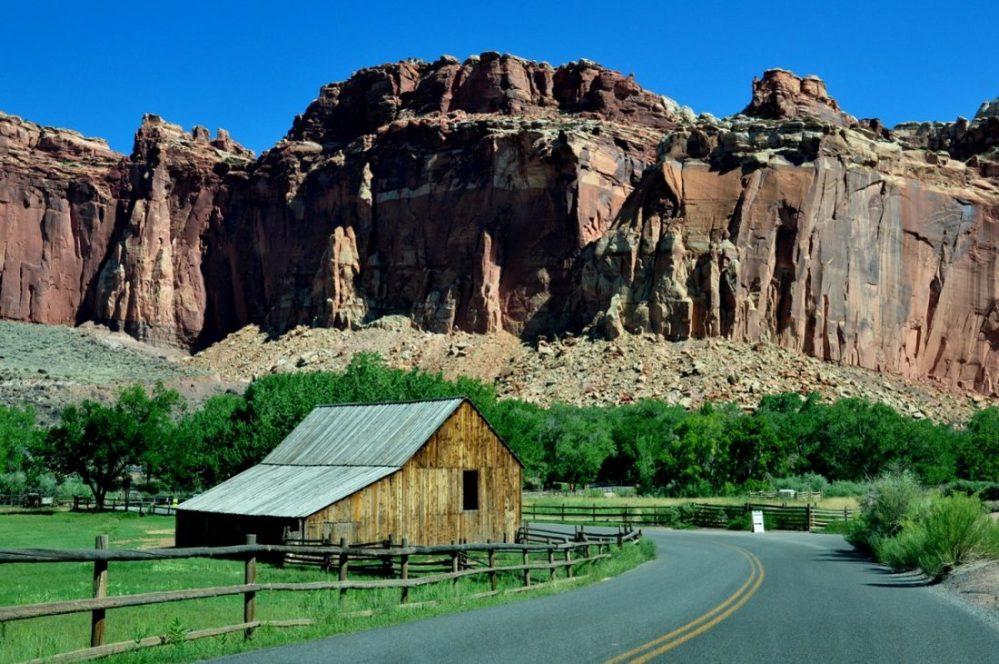 Utah's Scenic Byway 24 Fruita Scenic Drive