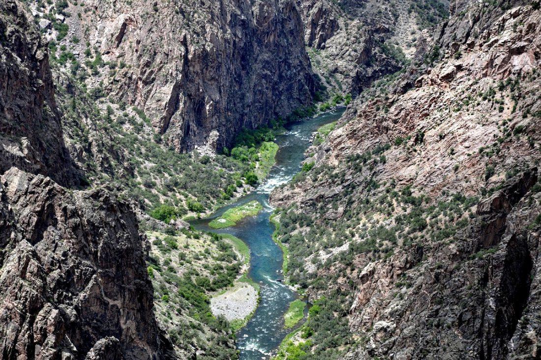 Colorado Black Canyon of the Gunisson