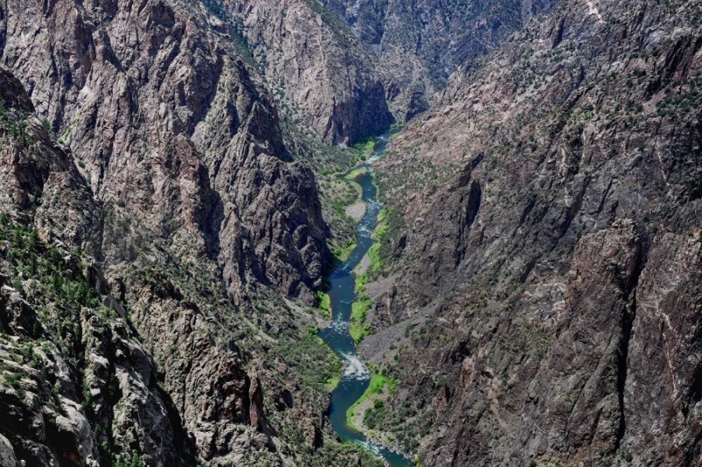 Colorado Black Canyon of the Gunisson