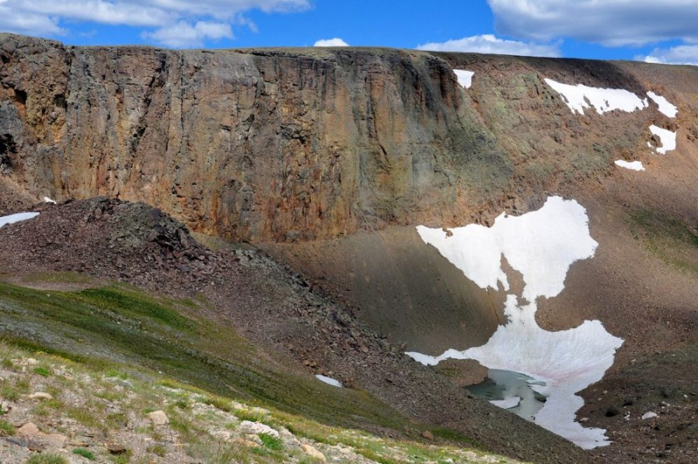 Rocky Mountain National Park : Lava Cliffs Overlook