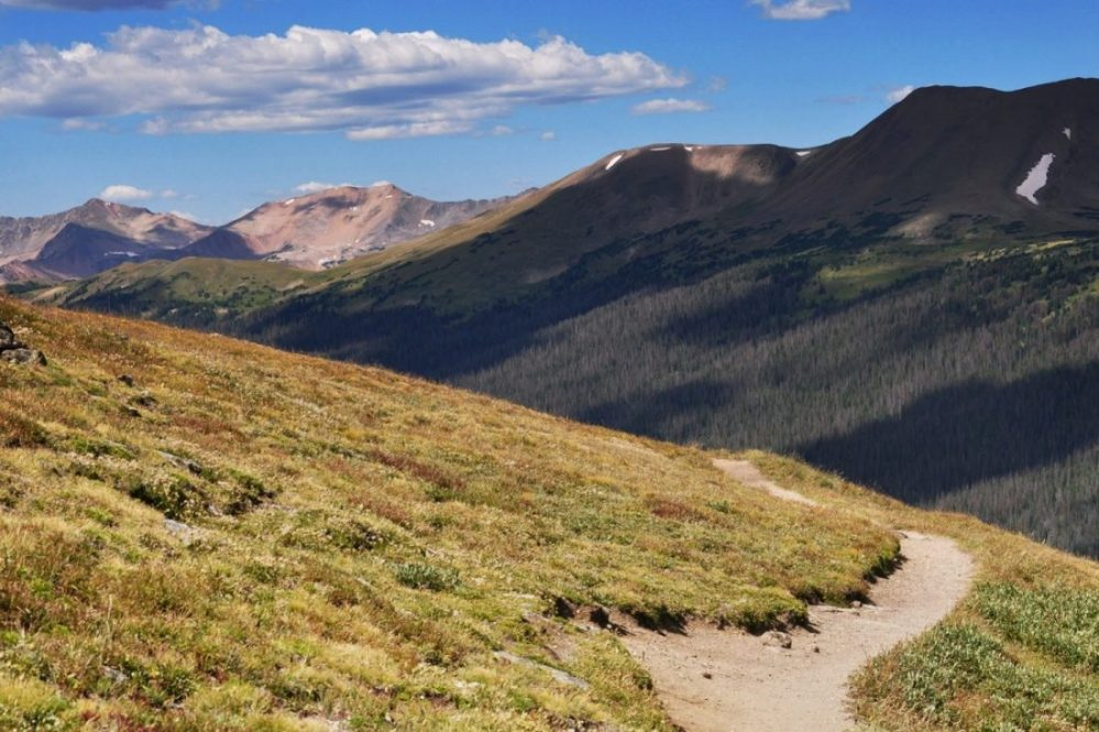 Colorado Rocky Mountains : Medicine Bow Curve