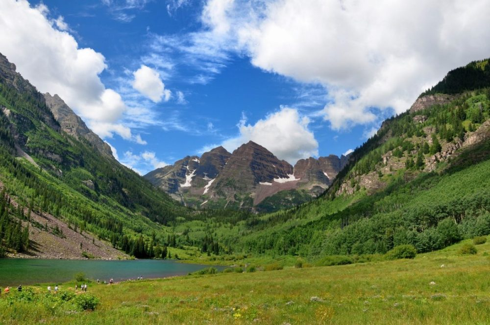 Colorado : Maroon Bells