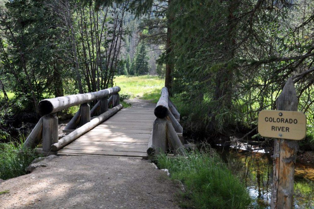 Rocky Mountain National Park : Colorado River Trail